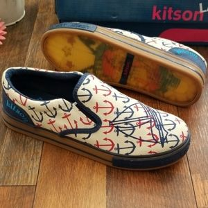 Kitson LA Spotlight Anchors Shoes